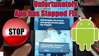 getlinkyoutube.com-Unfortunately App has Stopped best Fix