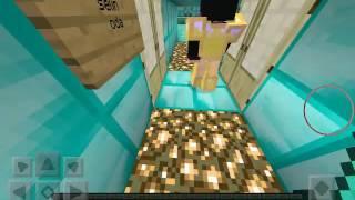 Minecraft pe zengin ve fakir 2.bolum