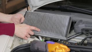 getlinkyoutube.com-Porsche Boxster Air Cabin Filter Replacement