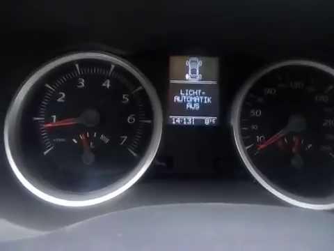 Датчики давления в шинах Renault Megane 2