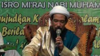 getlinkyoutube.com-CERAMAH AGAMA KH. ABDUL MUTTHOLIB | KYAI KERA SAKTI |  ISRA MI'RAJ NABI Muhammad SAW PART 5