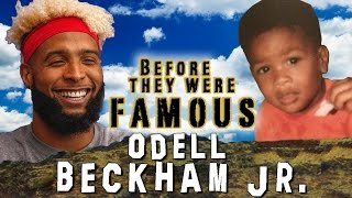 getlinkyoutube.com-ODELL BECKHAM JR - Before They Were Famous