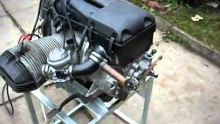 getlinkyoutube.com-Двигатель BMW R80