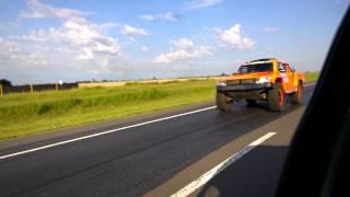 getlinkyoutube.com-Dakar 2015 robby gordon picando
