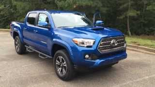 getlinkyoutube.com-The 2016 Toyota Tacoma TRD Sport w/ Premium & Technology Pkg