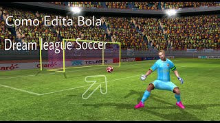 getlinkyoutube.com-Como Muda Bola Dream league soccer
