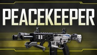 getlinkyoutube.com-Peacekeeper - Black Ops 2 Weapon Guide