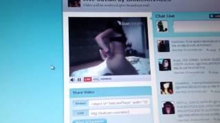 """getlinkyoutube.com-TwitCam Diosa Canales 2013 """"El Madrugonazo de Diosa"""""""