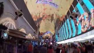 getlinkyoutube.com-Fremont Street, Las Vegas 2015