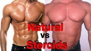 getlinkyoutube.com-Natural Bodybuilding - vs.- Anabolika Steroide & Doping