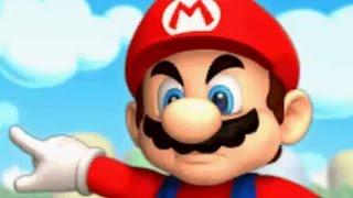 getlinkyoutube.com-Mario Vs. Donkey Kong: Mini-Land Mayhem! - World 3 - Teatime Twirl