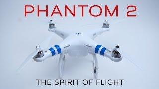 getlinkyoutube.com-DJI Phantom 2 Unboxing, Review & Flight Test