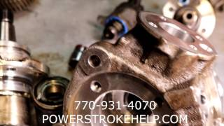 getlinkyoutube.com-6.7L FUEL SYSTEM DEATH - 2011 FORD POWERSTROKE