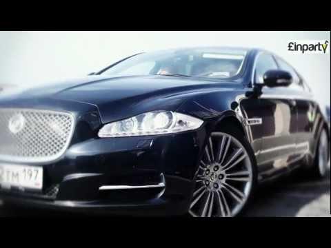 Тест-драйв автомобилей Jaguar и Land Rover