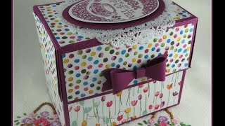 getlinkyoutube.com-Your Just My Cup Of Tea Box