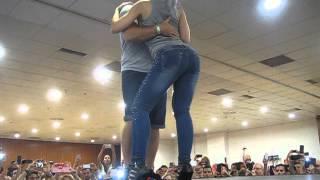 getlinkyoutube.com-SARA LOPEZ Y CHAVES TALLER DE KIZOMBA EN FEELING KIZOMBA FESTIVAL 2014 MADRID