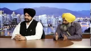getlinkyoutube.com-Bhai Sarbjit Singh Dhunda & Surinder Singh Shergill on Akal TV