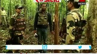 Zee Media coverage: Encounter between BSF and Naxalites