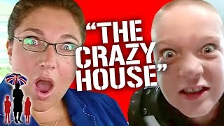 getlinkyoutube.com-Older Brother Stabs Younger Brother With Thumbtack - Supernanny US
