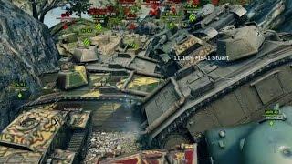 getlinkyoutube.com-CC vs widzowie :) Zabawa za golda - World of Tanks