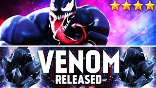 getlinkyoutube.com-VENOM RELEASED - Marvel Contest of Champions - Gameplay Part 11 | Pungence