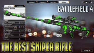getlinkyoutube.com-The Best Sniper Rifle in Battlefield 4