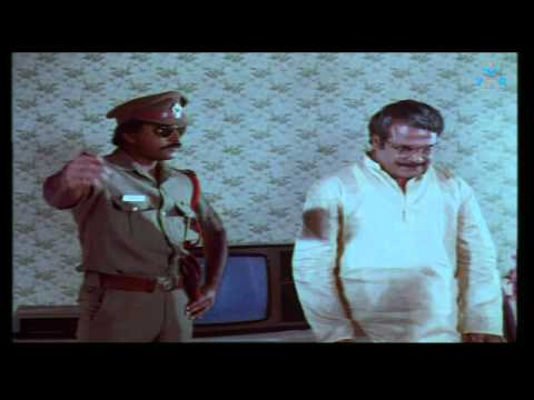 Aakari Kshanam Movie - Climax Scene