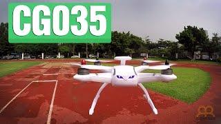 getlinkyoutube.com-CG035 Dron con GPS y Aterrizaje y Despegue Automático