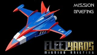 G-Force Phoenix (Battle of the Planets/Gatchaman) - Fleetyards Mission Briefing