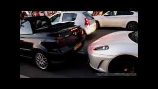 getlinkyoutube.com-FerrariF430がバックしてきたGOLFに・・・・当て逃げ!?