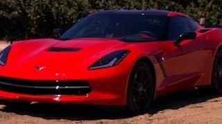 CNET On Cars - 2014 Corvette Stingray: America's classic car reborn