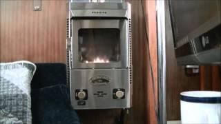 Dickinson Newport P12000 review