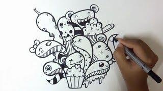 getlinkyoutube.com-How I Doodle - Just A Doodle