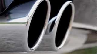 getlinkyoutube.com-BMW F30 328i (N20) Eisenmann Race Exhaust Clip