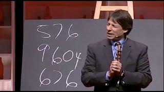 getlinkyoutube.com-Faster than a calculator | Arthur Benjamin | TEDxOxford