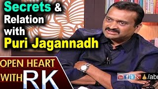 Producer Bandla Ganesh About His Secrets And Relation With Puri Jagannadh | Open Heart With RK | ABN