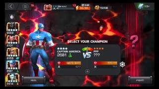 getlinkyoutube.com-Marvel Contest of Champions ACT 4 LIVESTREAM