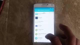 getlinkyoutube.com-Quitar cuenta activa de Samsung acconunt/S5/S6/S4