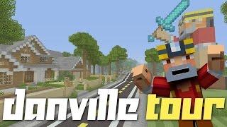 getlinkyoutube.com-Minecraft Xbox One: Danville Throwback Tour! (Danville - Revisited!)