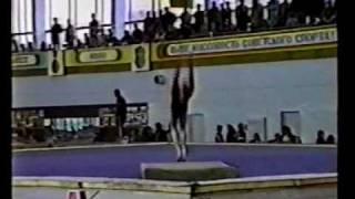 getlinkyoutube.com-Difficult Tumbling Gymnastics Montage