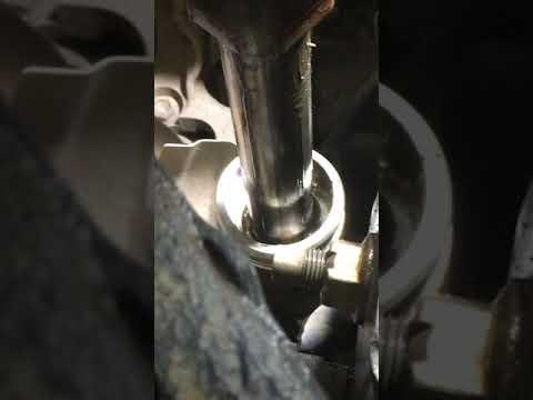 Замер люфта рулевой рейки