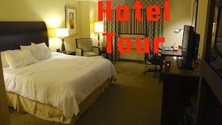 getlinkyoutube.com-Hotel Tour: Hilton Garden Inn Mankato MN