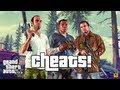 Grand Theft Auto 5: In Game Cheat Codes Tutorial - GTA 5! XBOX 360 & PS3!