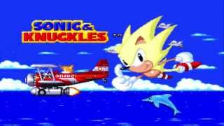 getlinkyoutube.com-Sonic & Knuckles :: Final Boss + The Doomsday ZONE + Credits :: 720p HD