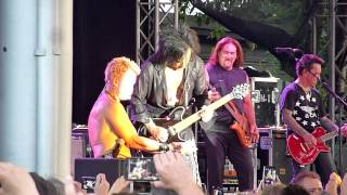 getlinkyoutube.com-Billy Idol - Rebel Yell - Köln - Tanzbrunnen - 2015