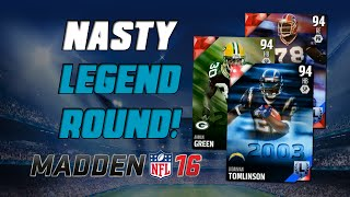 getlinkyoutube.com-Awesome Legend Round! | Madden 16 Draft Champions Live Gameplay Commentary