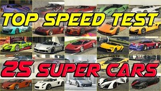 getlinkyoutube.com-WHAT'S THE FASTEST CAR OF GTA 5 ON 1 MIN DRAG RACE? TOP SPEED TEST OF ALL 25 SUPER CARS IN GTA V