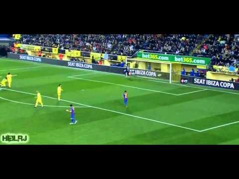 Lionel Messi - Dribbling Skills- 2011/2012 HD