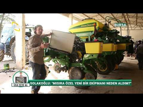Danelik Mısırda Yüksek Verim Tüyoları: İlk Çıkış  / Çiftçi TV