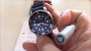 getlinkyoutube.com-Citizen Promaster BN0151-17L Dive Watch Review - A Great And Affordable Watch